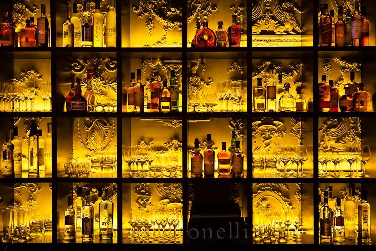 Bar at Brasserie Pushkin NYC