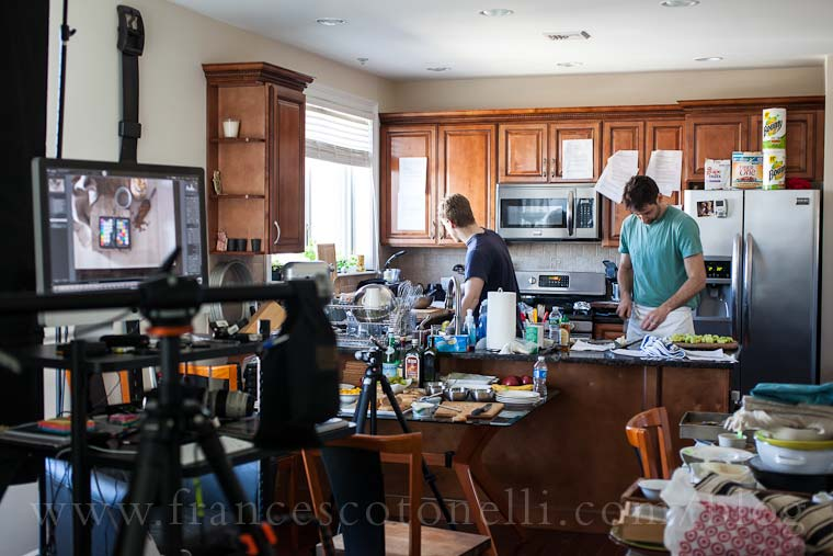 Zlife cook book behind the scenes