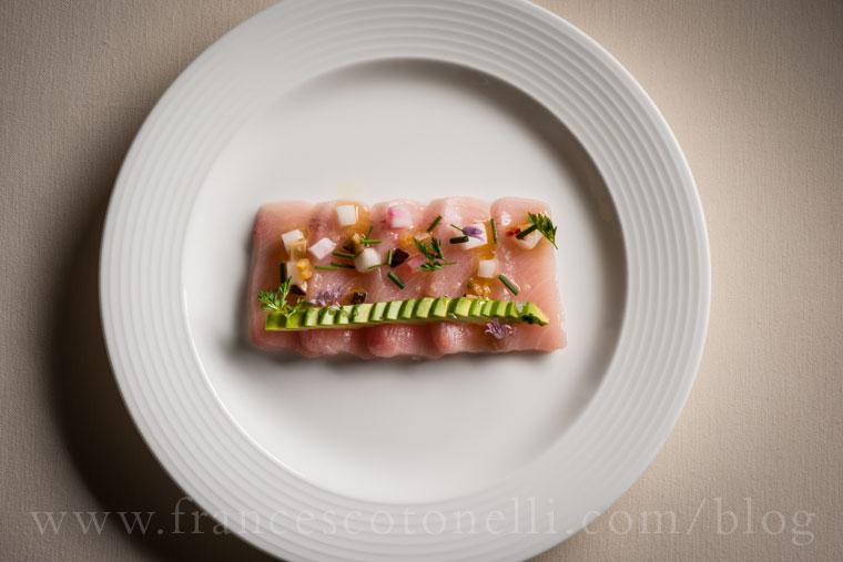 Sushi Grade Hamachi  Sashimi