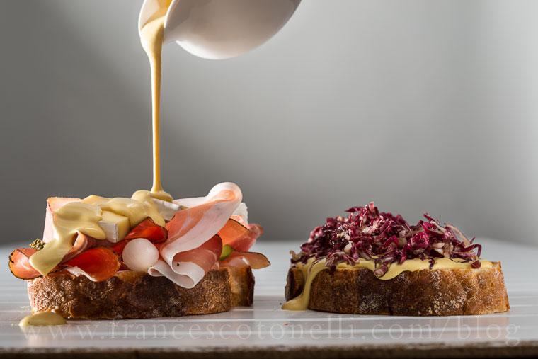 Speck sandwich