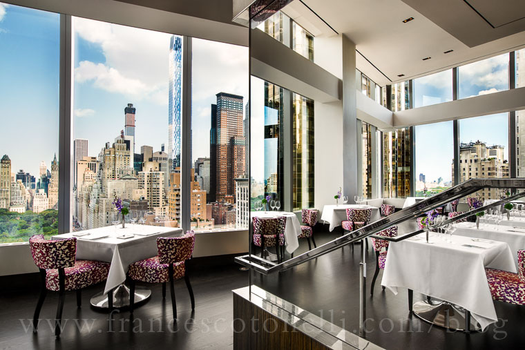 Asiate - Mandarin Oriental - NYC — Francesco Tonelli ...
