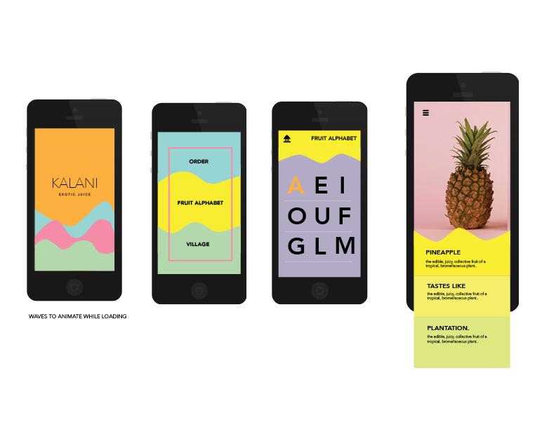 The Juice Maker App