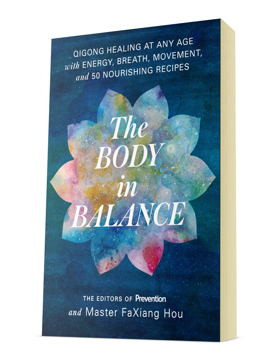 The Body in Balance - My new book is now available!