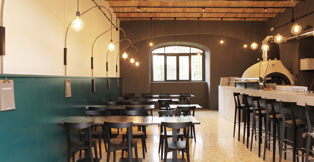 this could be your restaurant.    diego schiavi architecture & design