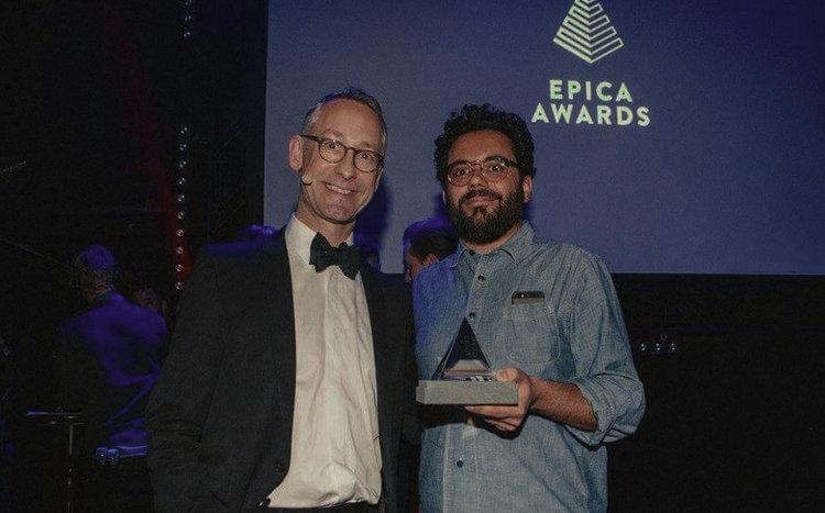 Another Big Step for Major West Directors; PACO was awarded with GOLD at the EPICA Awards.