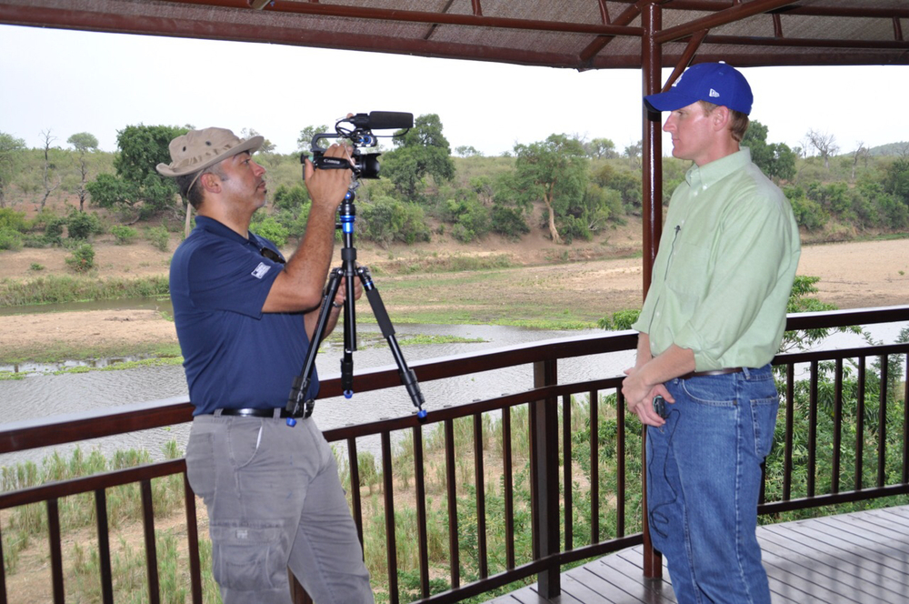 TWILA's A.J. Sabine interviews Iberville Parish sugar producer Patrick Frischhertz.