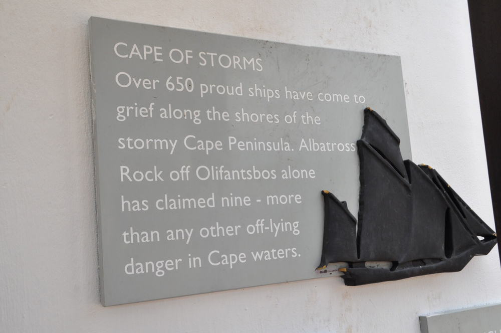 "Interesting facts about the Cape of Good Hope also known as the ""Cape of Storms."""