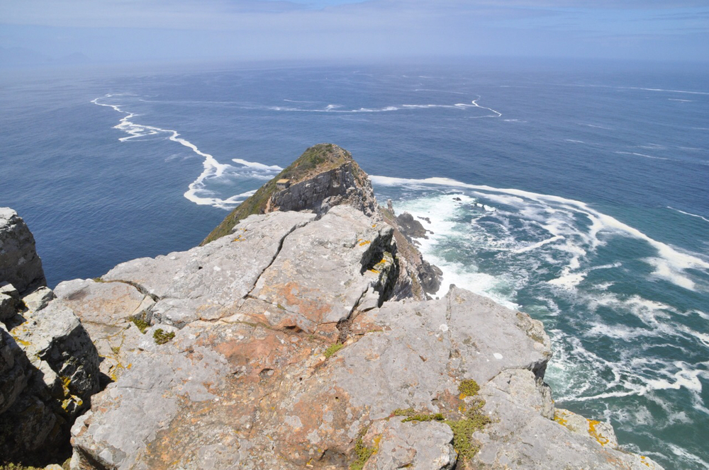 Cape Point is the most southwestern point of Africa.