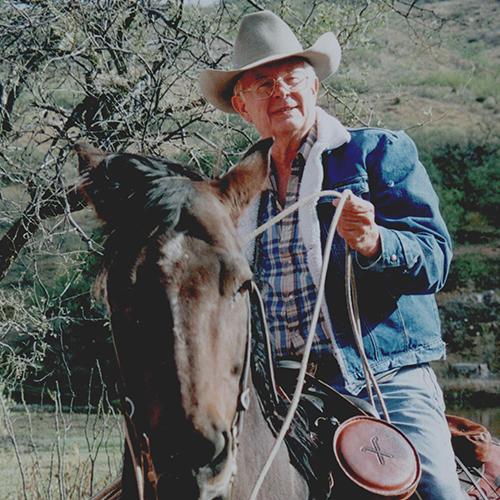 Arizona rancher Jim Chilton addressed the Louisiana Farm Bureau convention Friday, sharing his experiences of ranching on the Arizona-Mexico border.