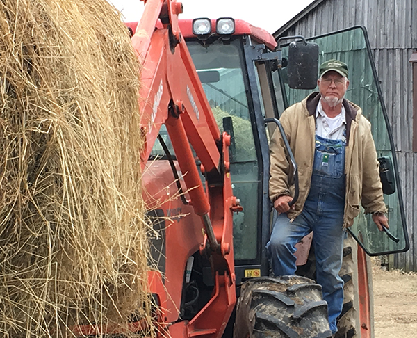 Like others in Christian County, Kentucky, David Cansler is concerned about how a solar eclipse will impact his farm.