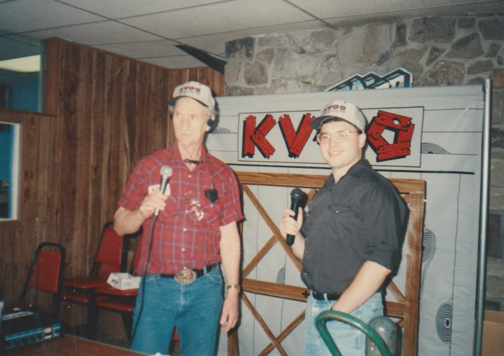 KVOO-AM&FM was my first farm broadcasting stop after graduating from LSU. It was a legendary 50,000 watt radio station that has a long history of farm broadcasting in oklahoma.