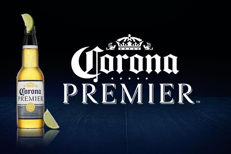 Introducing a higher standard of light beer