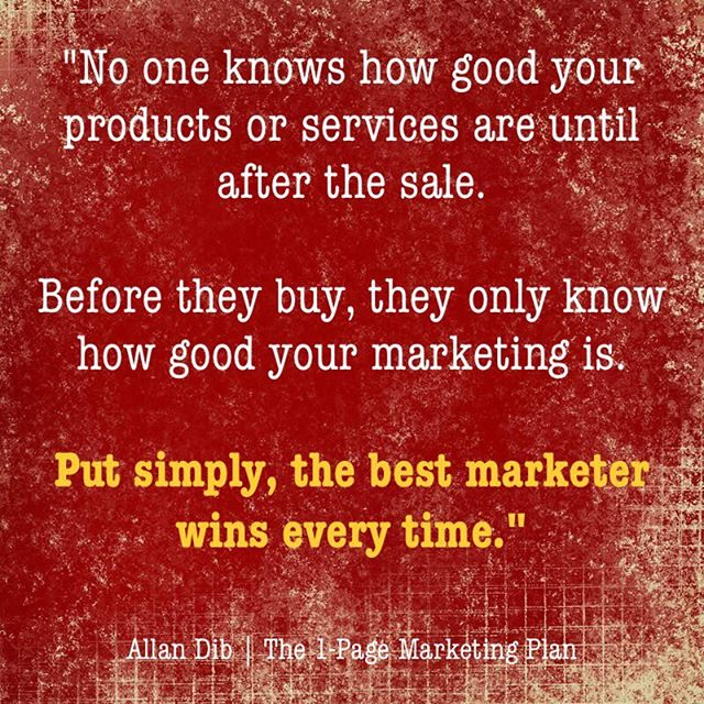 A good reminder on #marketing to people who know nothing about you.