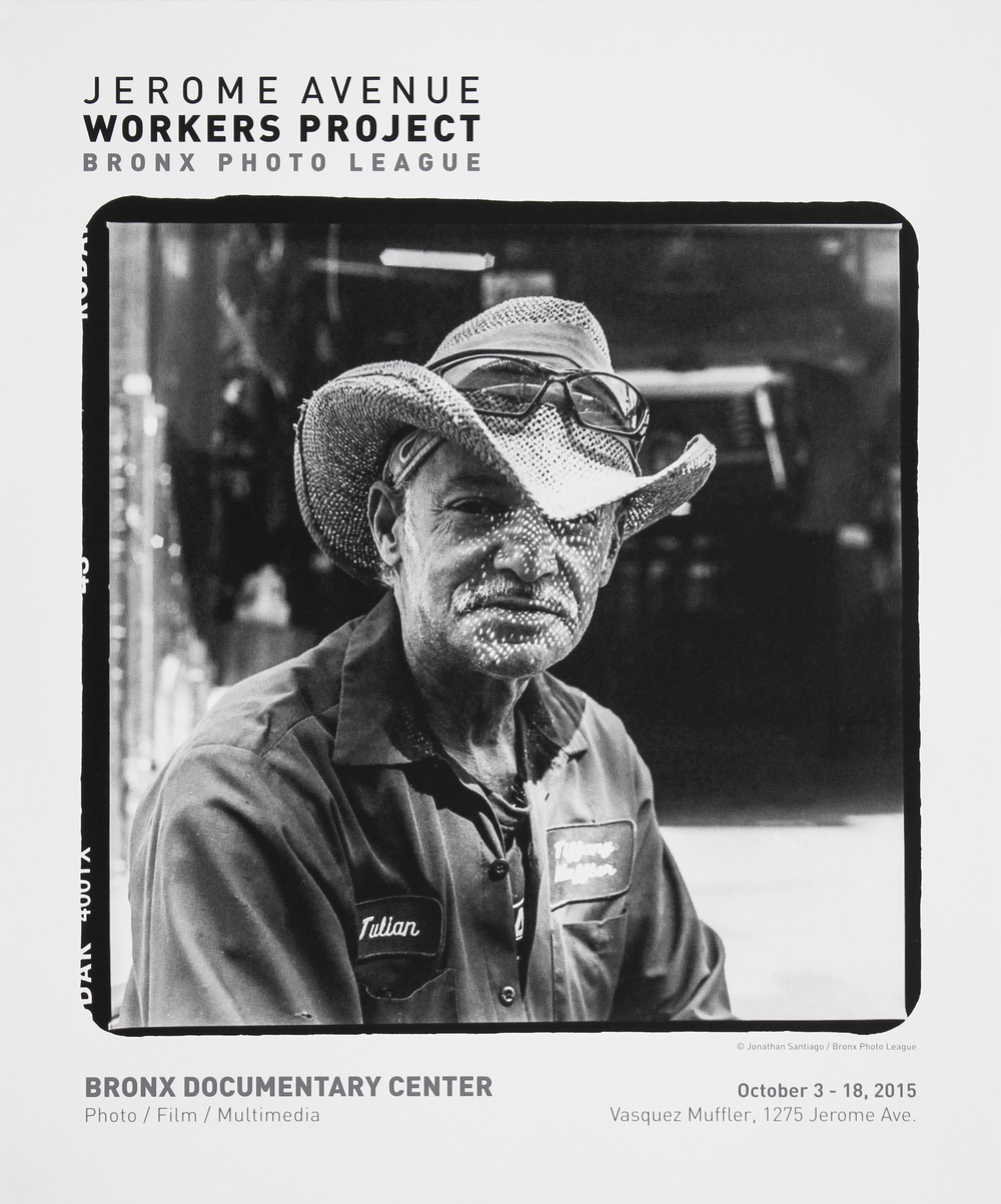 Bronx Doc Center - Bronx Photo League // Jerome Avenue Workers Project