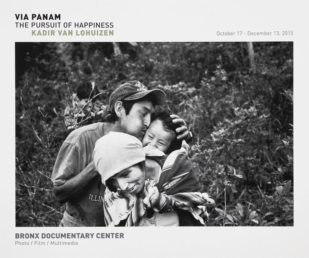 Bronx Doc Center - Kadir Van Lohuizen // Via Panam: The Pursuit of Happiness