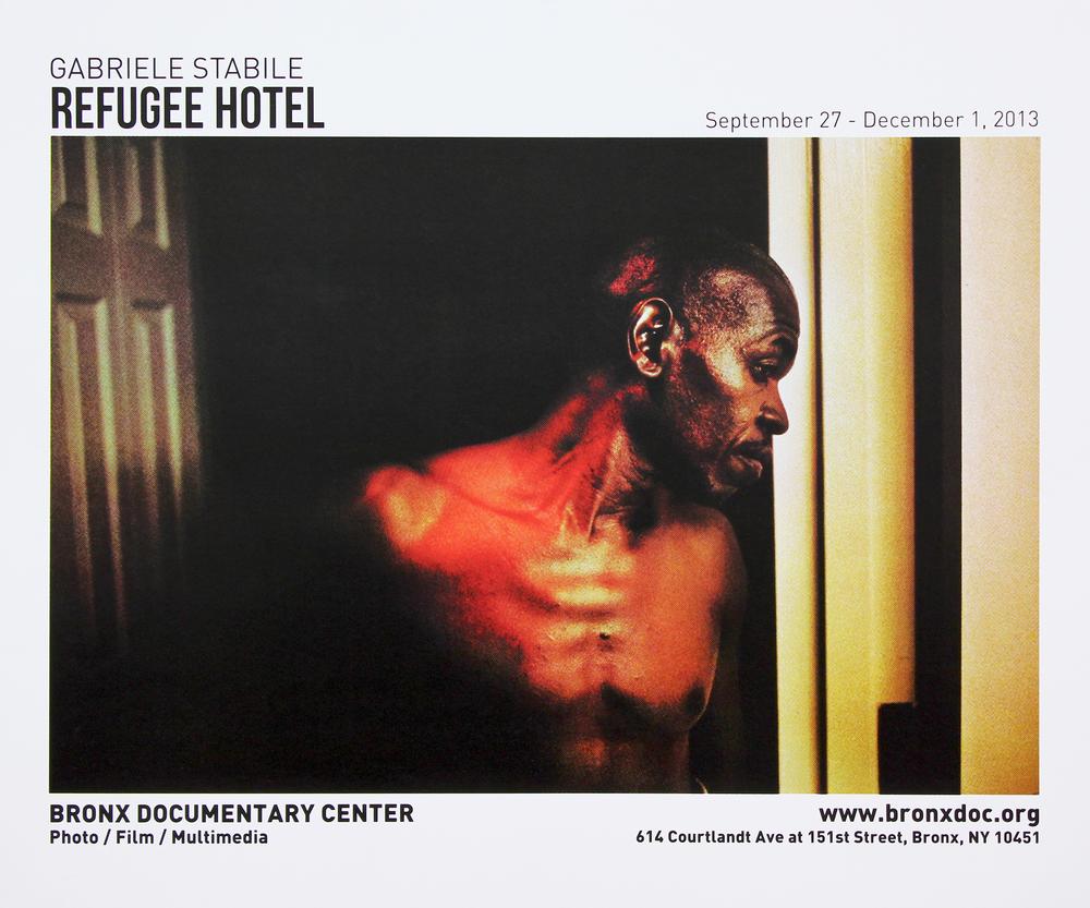 Bronx Doc Center - Gabriele Stabile //  Refugee Hotel