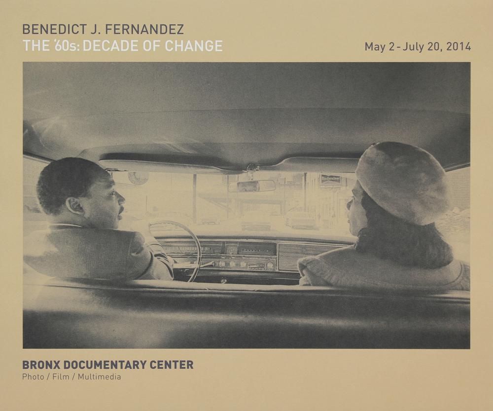 Bronx Doc Center - Benedict J. Fernandez // The 60's: Decade of Change