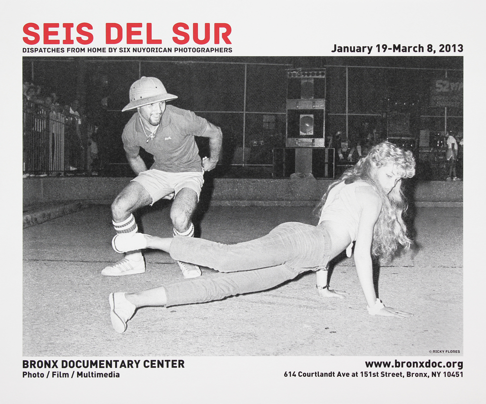 Bronx Doc Center - Seis Del Sur: Dispatches From Home by Six Nuyorican Photographers