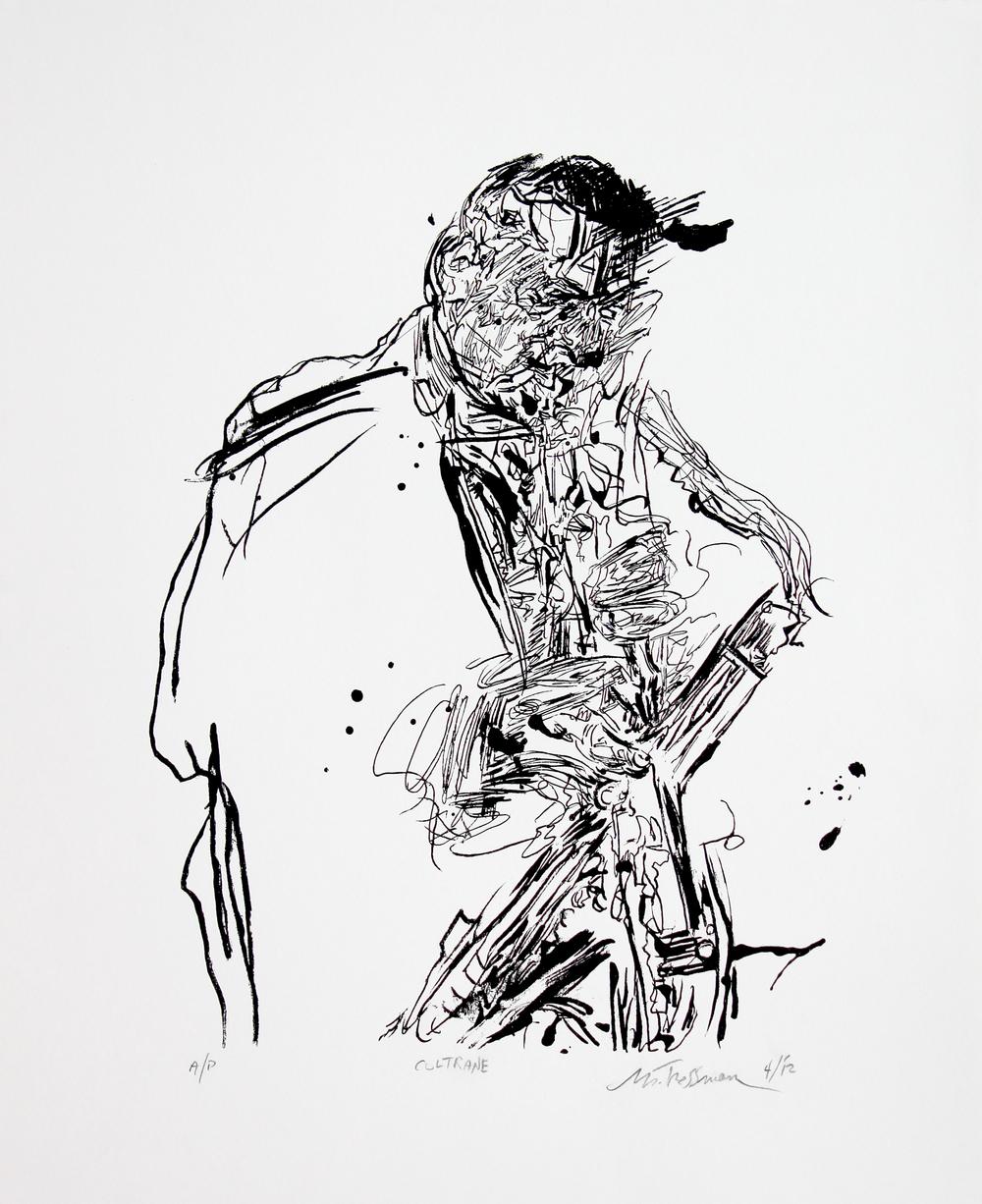 Michael Trossman - Coltrane