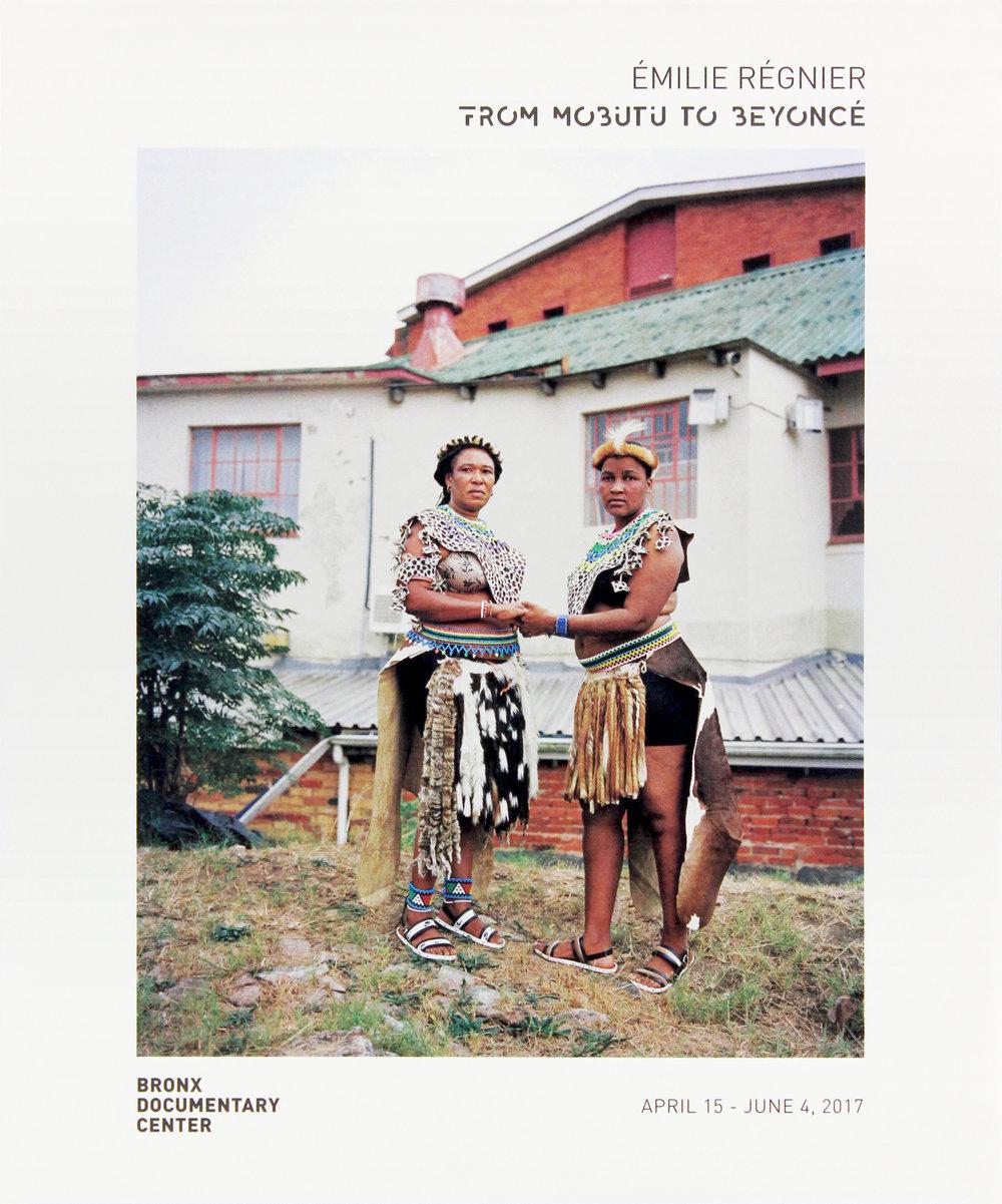 Bronx Doc Center - Émilie Régnier // From Mobutu to Beyoncé