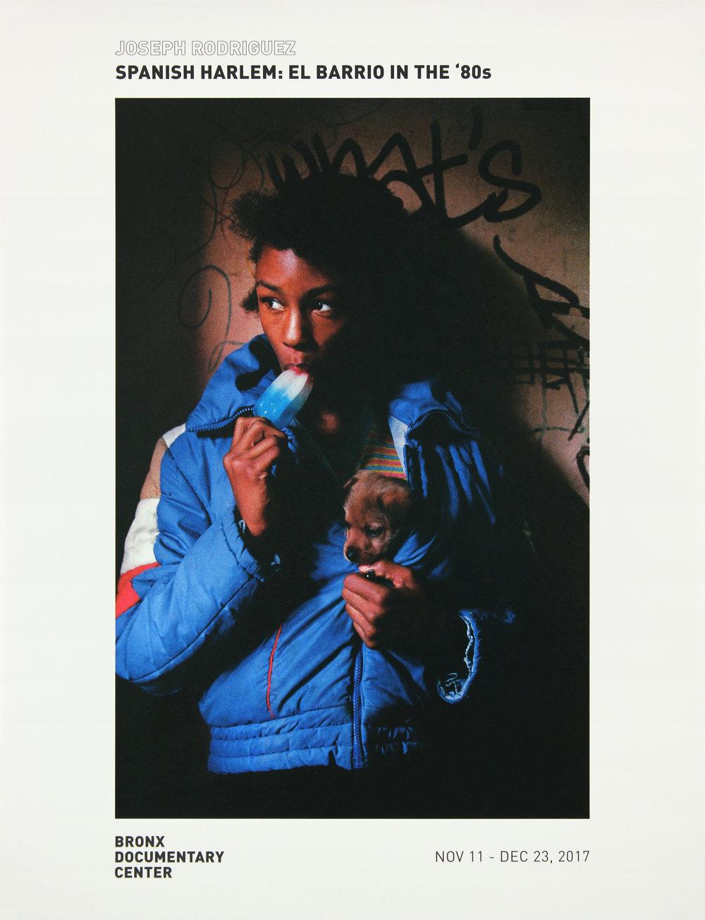 Bronx Doc Center - Joseph Rodriguez // Spanish Harlem: El Barrio in the 80's