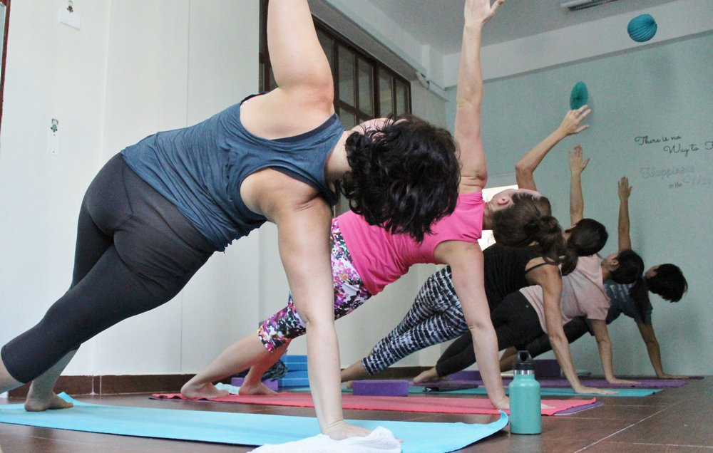 200-Hour Yoga & Mindfulness Teacher Training in HCMC, Vietnam -