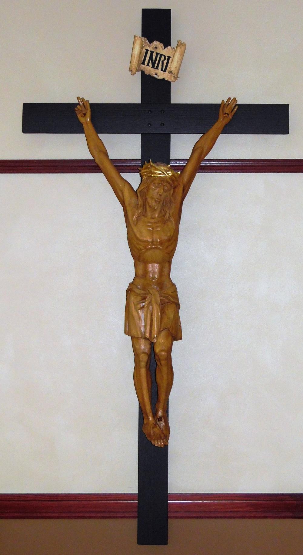 Oberammergau Crucifix (CA. 1968)