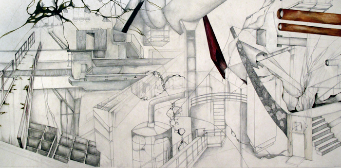 untitled70x180cm pencil, pen and watercolor on paper.jpg