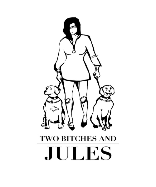 "Jules is sassy. And she loves her dogs . . . A LOT. But what I like about her is that her writing looks at the possibility of changes and says: ""Yeah. I can do this. Let's go for it."""