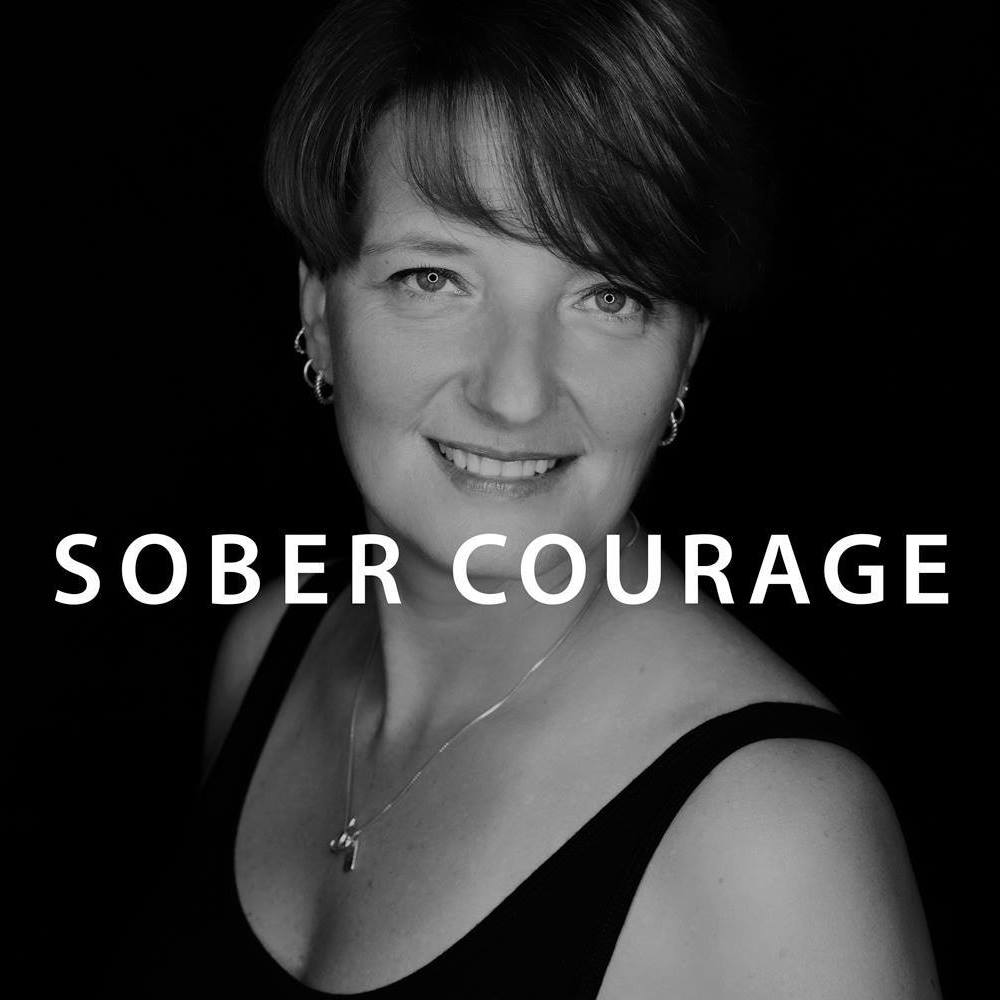 Maggie Shores, Sober Courage (photo courtesy the Author)