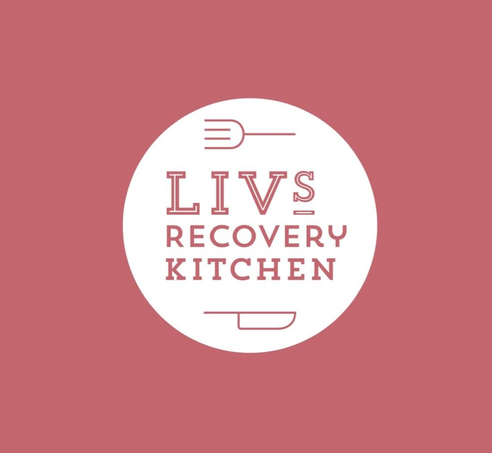 Liv's Recovery Kitchen Logo