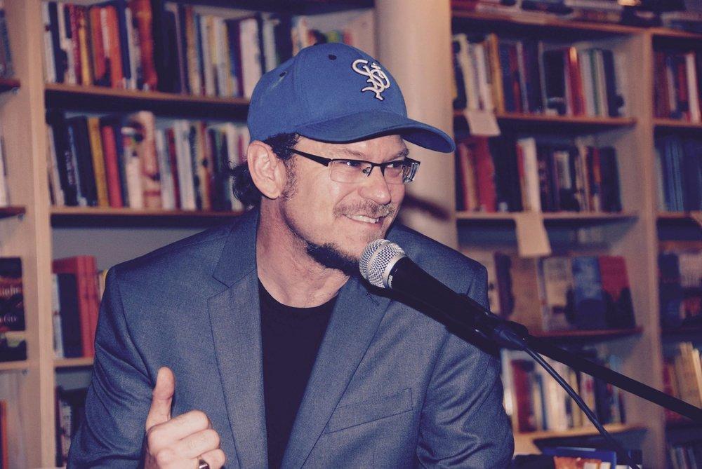 Daniel D. Maurer, Summer 2015 Book Event