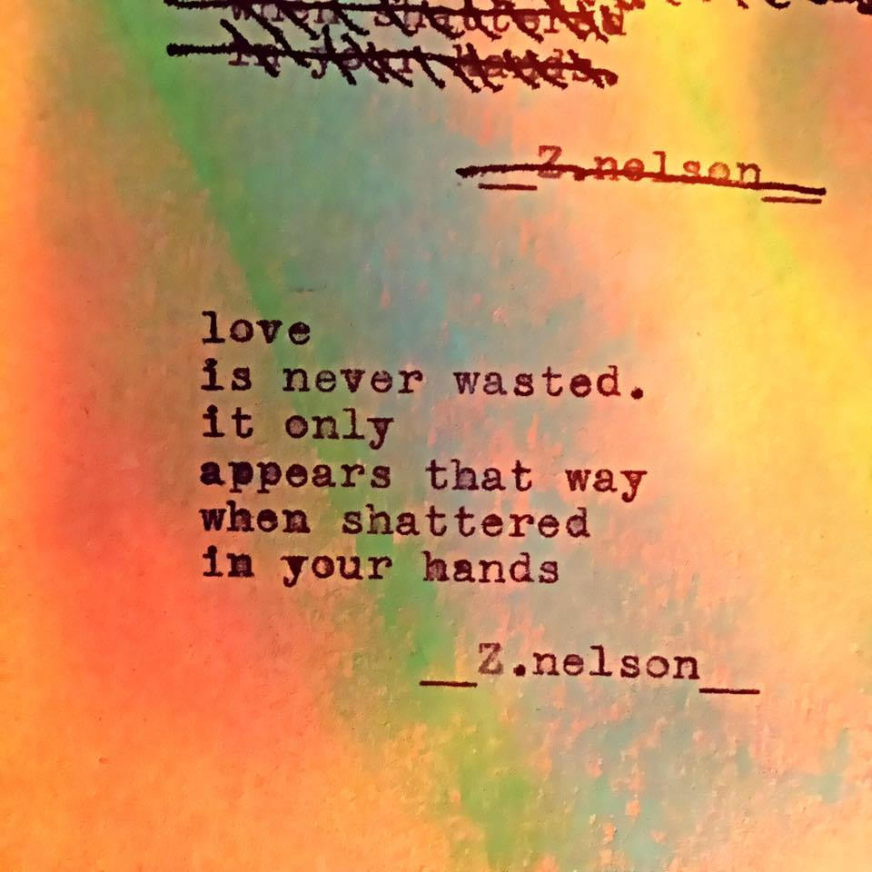 Love Is Never Wasted