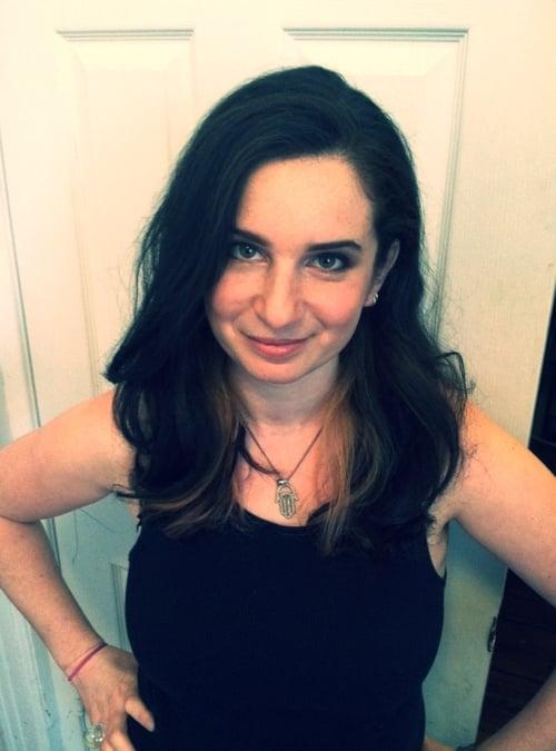 Sarah Fader of Stigma Fighters