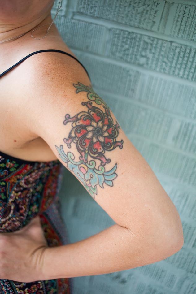 Mandala Tattoo - TIR Tat Tales