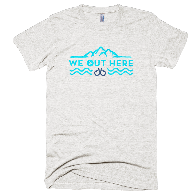 """We Out Here"" Tee"