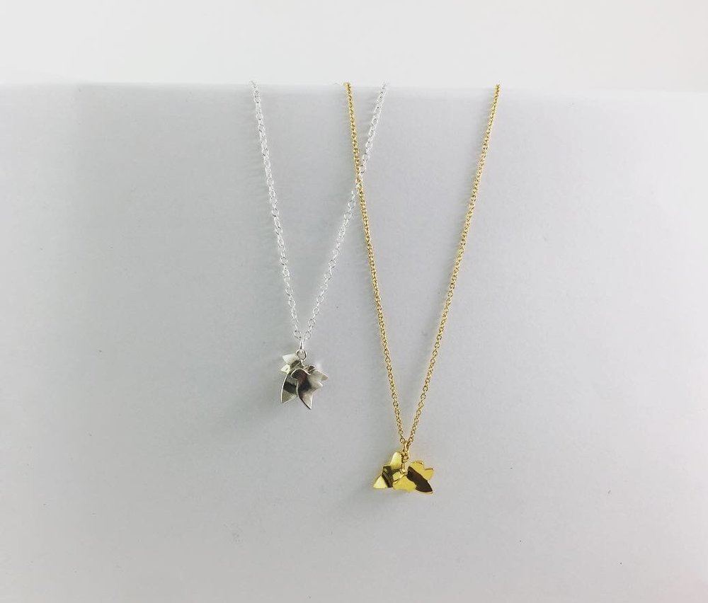 Silver Ivy $65 Golden Ivy $95