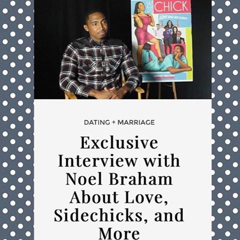 Check out our interview with @write_her on @thesinglewivesclub as we discuss The Side Chick and Love in modern day society! #noelbrahamentertainment #thesidechicktv #sidechick #thesinglewivesclub
