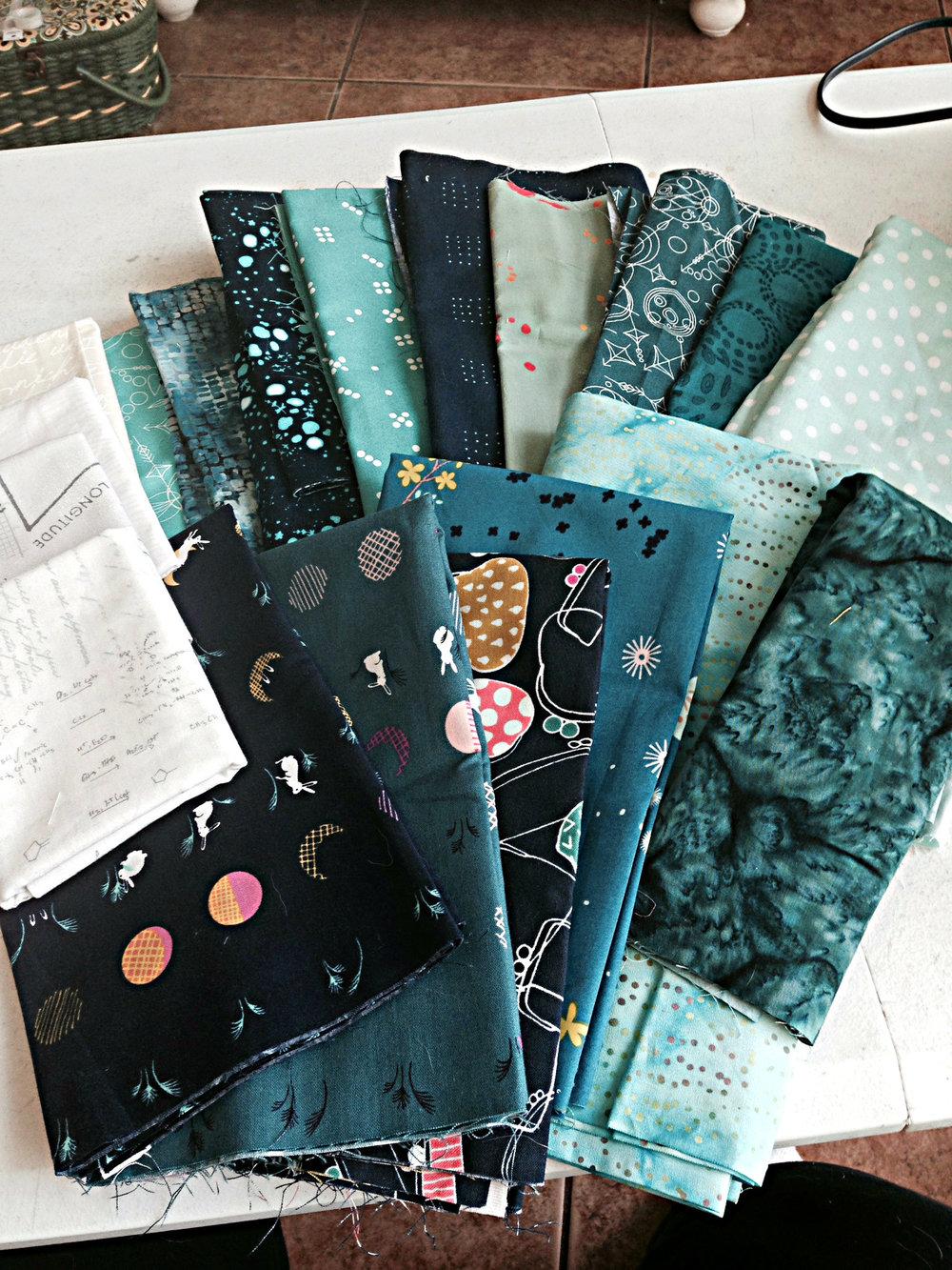 Fabric Pull