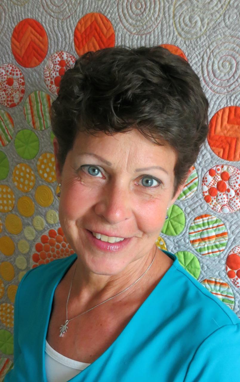 Guest lecturer Linda Hungerford