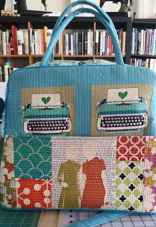 Weekender bag (Ivy Bagnall)