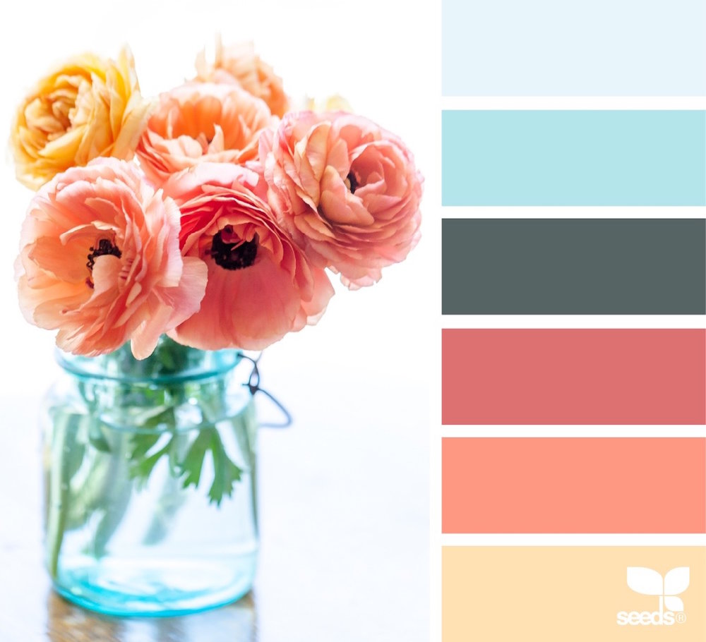 September's color palette
