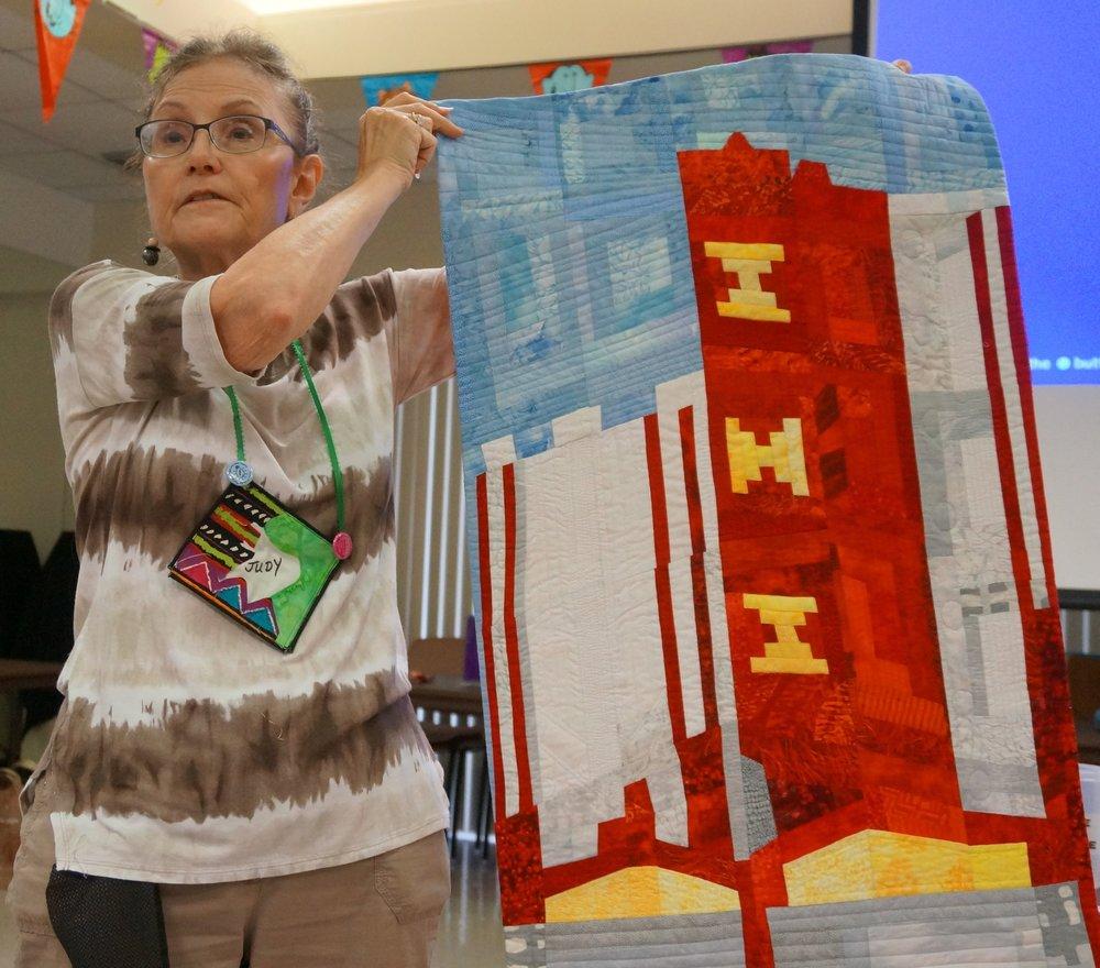 Show & Tell: Judy Kaplan