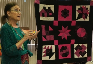 One of Judy's First Quilts.