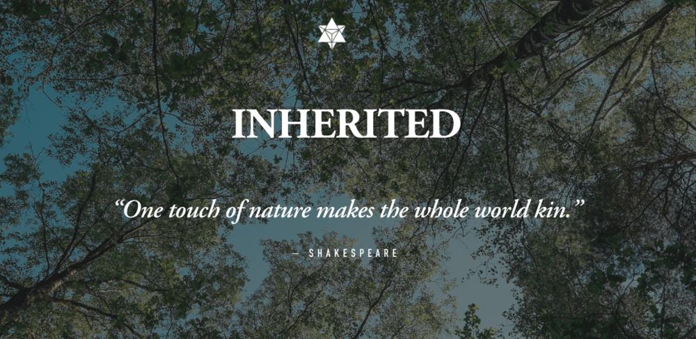 Inherited Journal