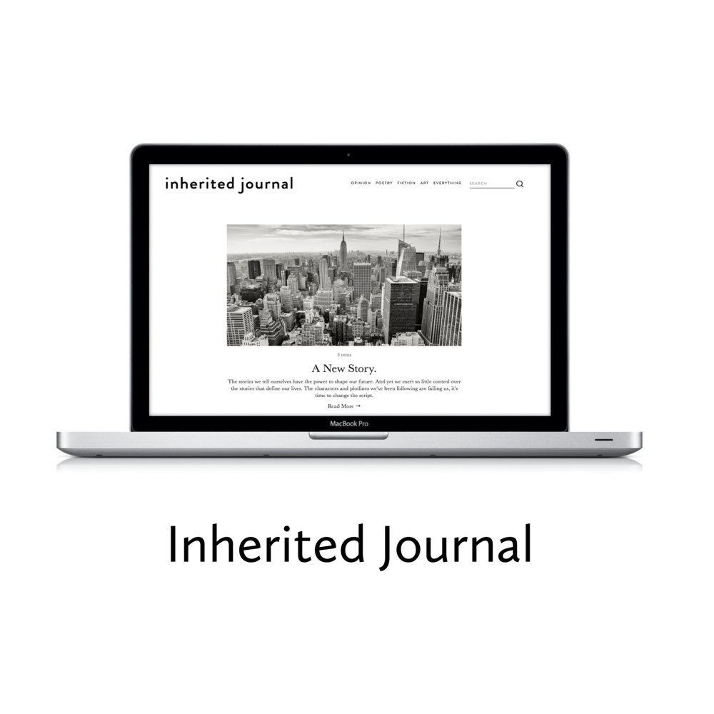 Inherited Journal - E-Commerce Website