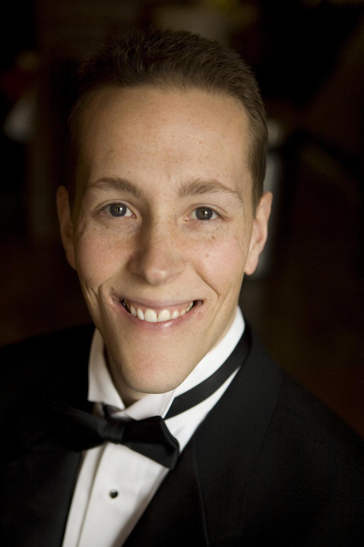 Ryan Bede, baritone