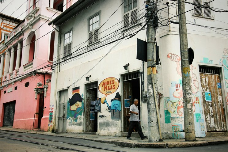 Santa Teresa, Rio de Janeiro, Brazil.Photo by  Alessio Rinella .