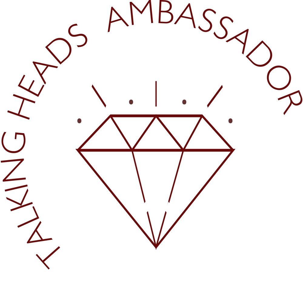 Talking Heads Ambassador Logo