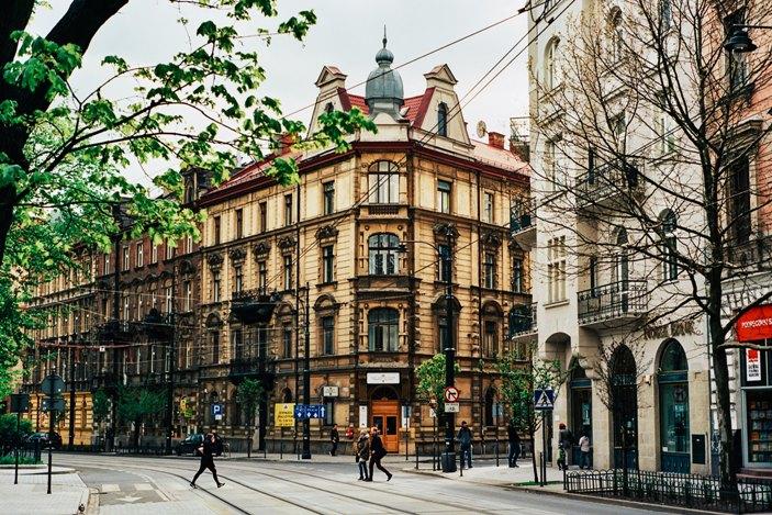 Krakow, Poland. Photo by  Ostap Senyuk .